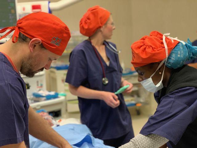 Mandela Day - Laparoscopic Cholecystectomy